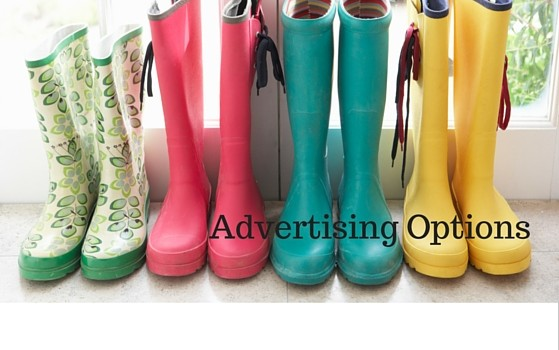 Advertising Options with Sevenoaks Mums 2
