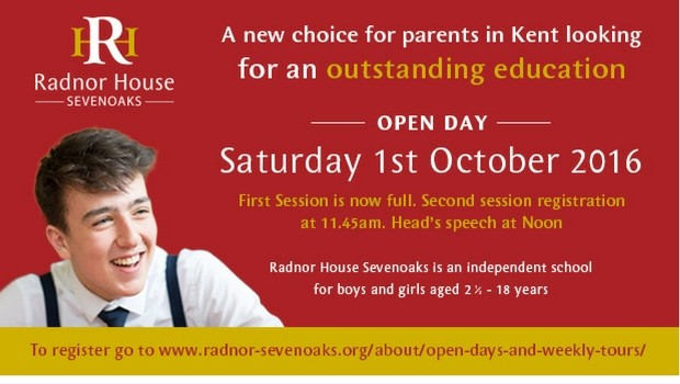 Radnor House Open Day
