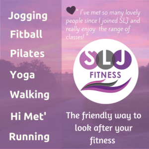 SLJ – A friendly club to help you get fitter and stay healthy.