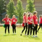 Walthamstow Hall Year 10 PE