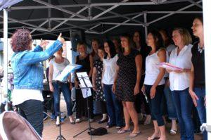nůmama choirs