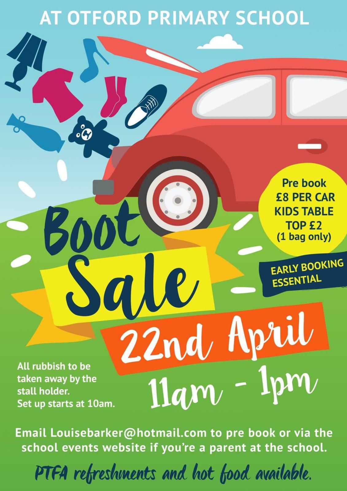Car Boot Sale Business