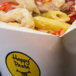 Pasta Verdi Happy Pasta - Home delivery, made to order, fresh pasta and sauces.